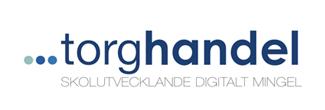Logotype för torghandel