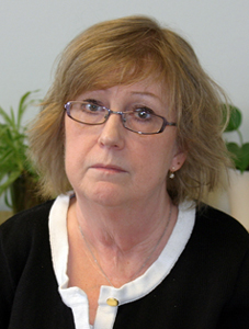 Eva Henriksson Garatea, lärare på S:t Petri gymnasium i Malmö.