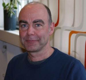 David Sellers, lärare på Frans Suell och Jörgen Kocks gymnasium.