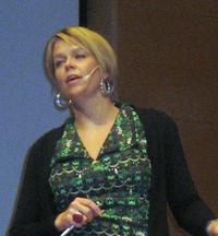 Katrin Stjernfeldt Jammeh.
