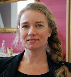 Maria Göransson.
