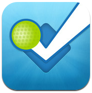 Ikonapp för foursquare.