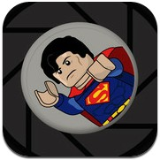 Logotype för appen lego movie stop motion.
