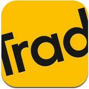 Ikonen för appen Tradera.