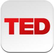 Ikonen för appen TED.