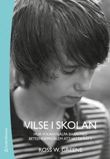 Bokomslag till Vilse i skolan.