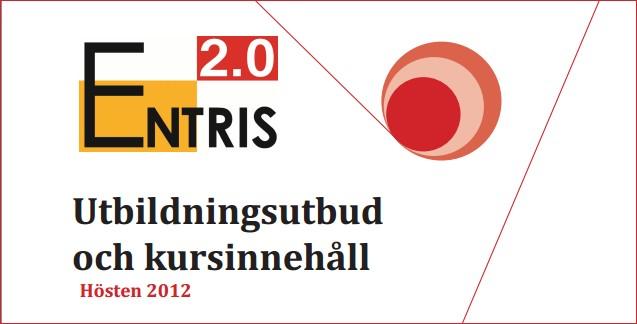 Inbjudan till ENTRIS - entreprenörskap i skolan.