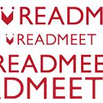 Logotype för readmeet.