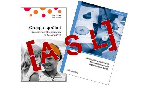 Böcker om ASL-forskning.