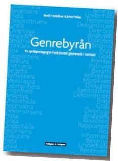 Omslag till boken Genrebyrån.