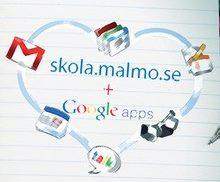Ikoner för googleappar.