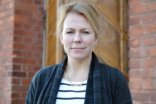 Susanna Sjöstrand.
