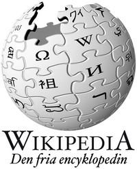 Logotyp för wikipedia.