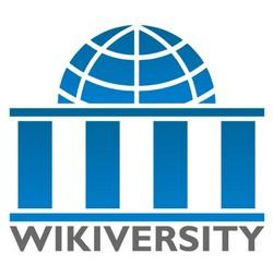 Wikiversitys logotyp.