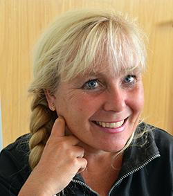 Annie Bergh.