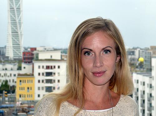 Sandra Magnusson.