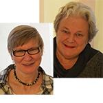 Annika Johansson och Kersti Ericsson.