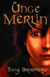 Bokomslag till Unge Merlin.