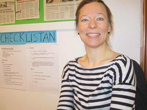 Helga Boström.