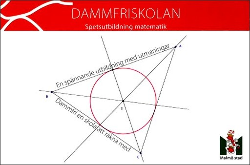 Bild ur presentation om spetsmatematik.