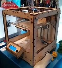 3D-printer.