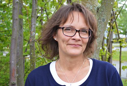 Agnetha Ohlsson.
