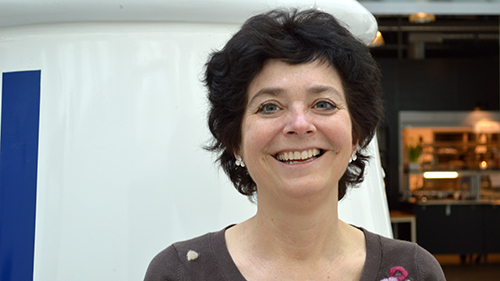Carina Sild Lönnroth.