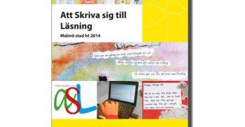 Framsida till folder om ASL.