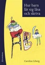 Omslag till Hur barn lär sig läsa och skriva.
