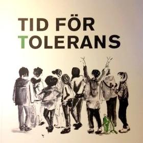 Omslag till Tid för tolerans.