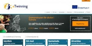 Logotyp för etwinning.