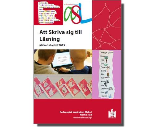Omslag till folder om ASL.