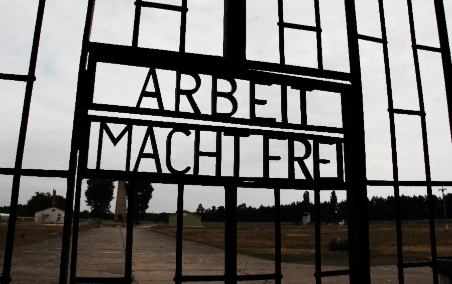 Grind till Auschwitz.