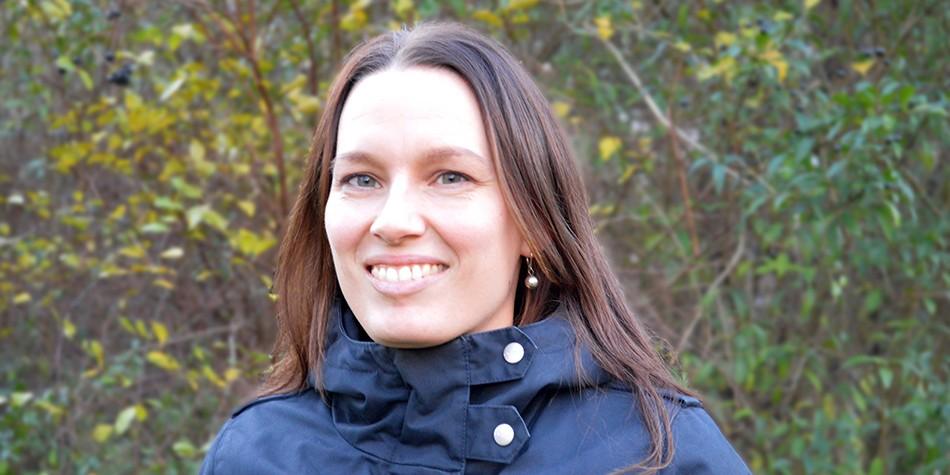 Sara Svensson.