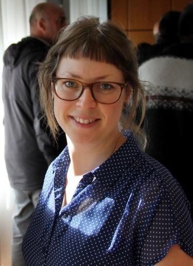 Anna Appelqvist.