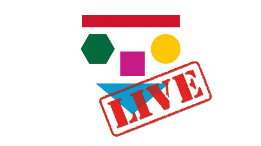 "Pedagog Malmös logotyp med ordet ""Live"" tillagt."