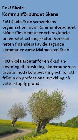 Fakta om FOU skola.