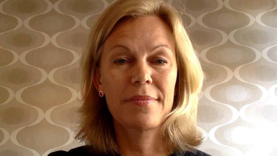 Maria Abrahamsson.