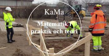 """Marknadsföring för seminariet """"Matematik i praktik och teori""""."""