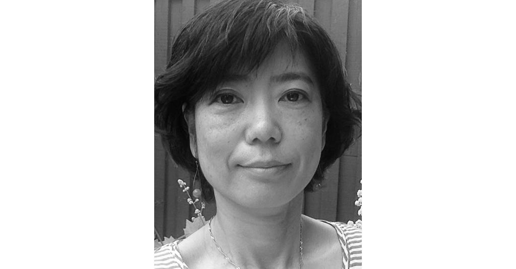 Yukiko Asami.