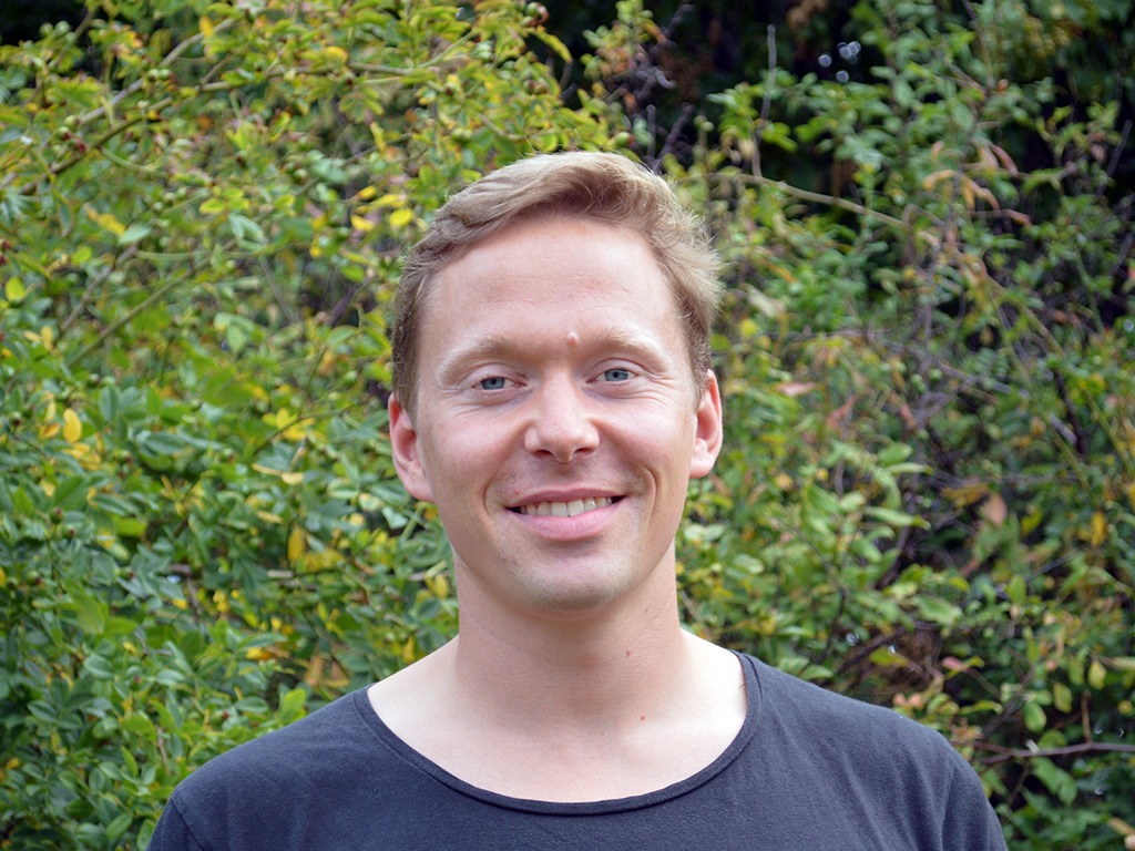 Mattias Isberg.