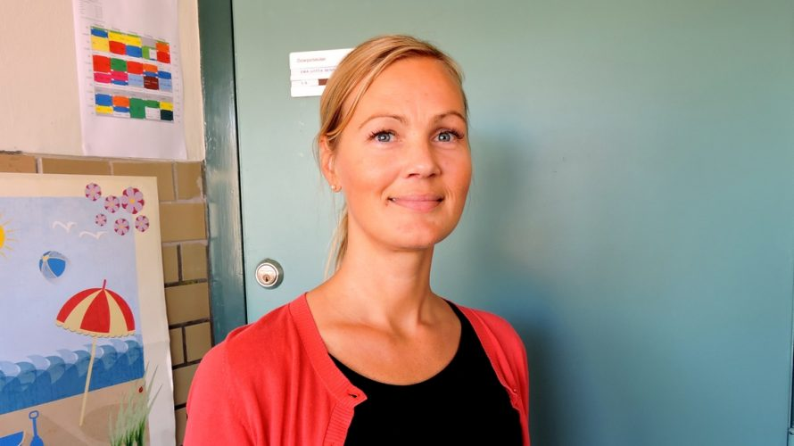 Ewa-Lotta Bendoff.