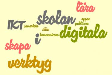 Begrepp om IKT.
