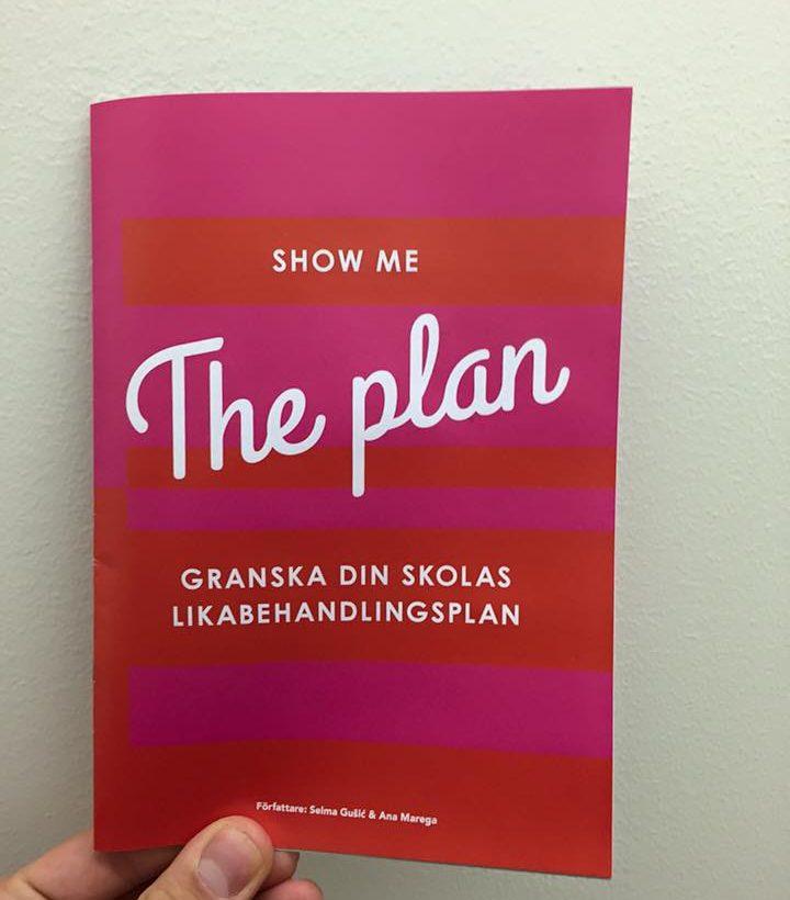 Omslag till The plan.