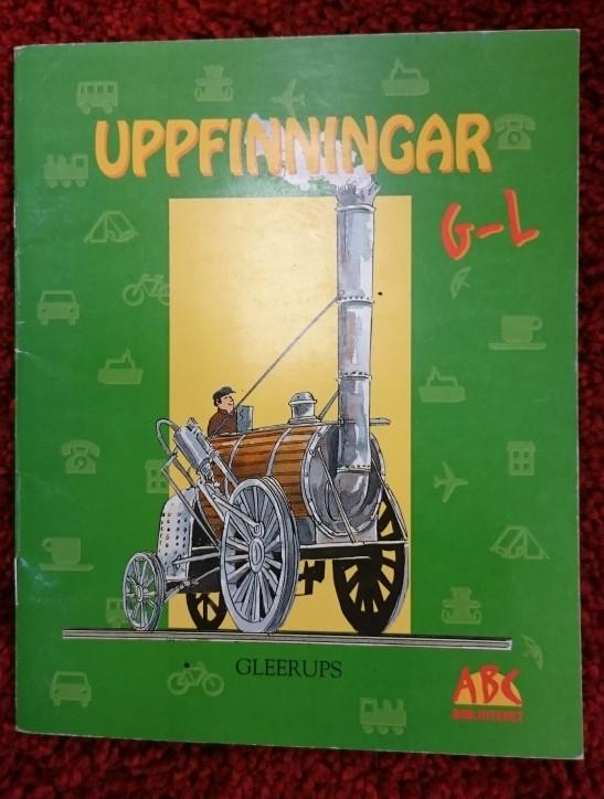 Omslag till boken uppfinningar.