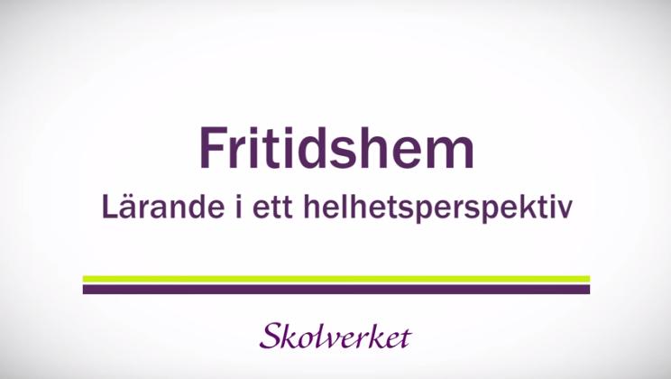 Skärmbild från Skolverket.