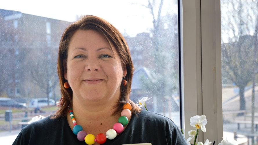 Annelie van Lunteren.