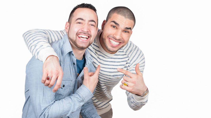 Jassim och Alaa.