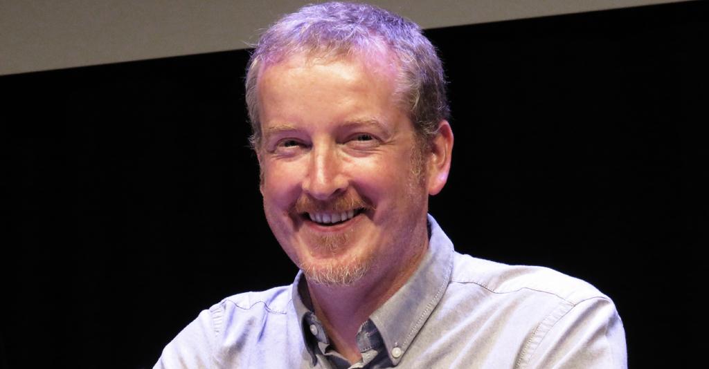Martin Renton.
