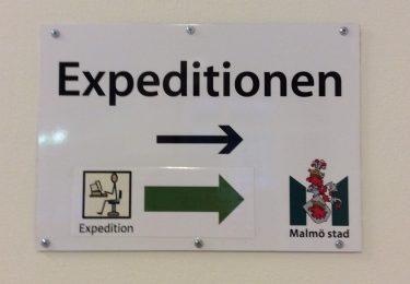 Bildstöd som visar expedition.